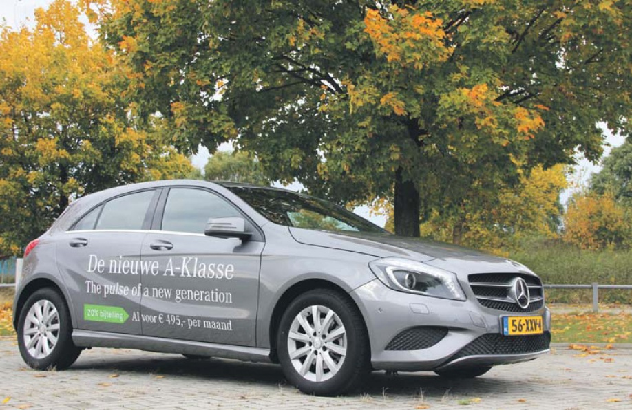Mercedes Benz A 180 Blueefficiency Ambition Autoplus