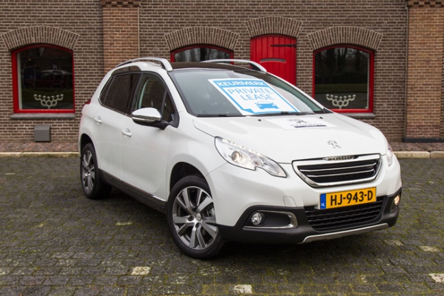 Toon Items Op Tag Private Lease Autoplus