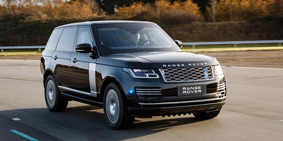 Gepantserde Range Rover Sentinel Presteert Nog Beter En Biedt Inzittenden Nog Meer Beveiliging Autoplus
