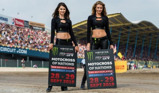 Te gast bij de Motocross of Nations op de TT-piste!