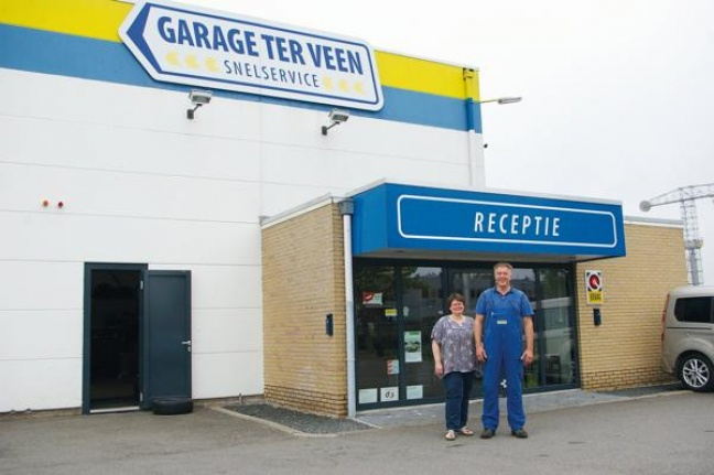 Garage Ter Veen : Review van garage ter veen over veam autoplus