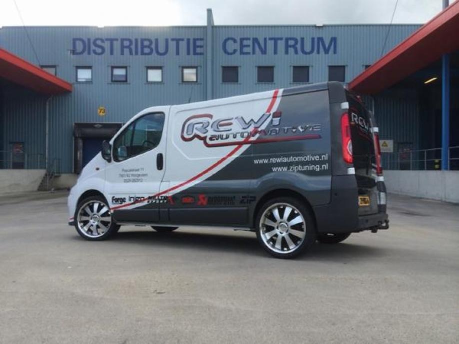 Brandstofbesparing Lagere Onderhoudskosten Voor Uw Bedrijfswagens