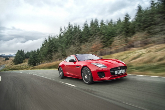 Jaguar F-TYPE is nu nog beter!