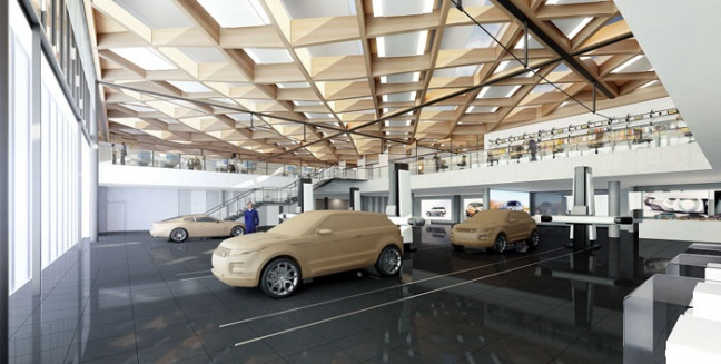 Jaguar Land Rover start bouw National Automotive Innovation Center
