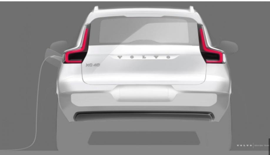 Volledig Elektrische Volvo Xc40 Doet Meer Met Minder Autoplus