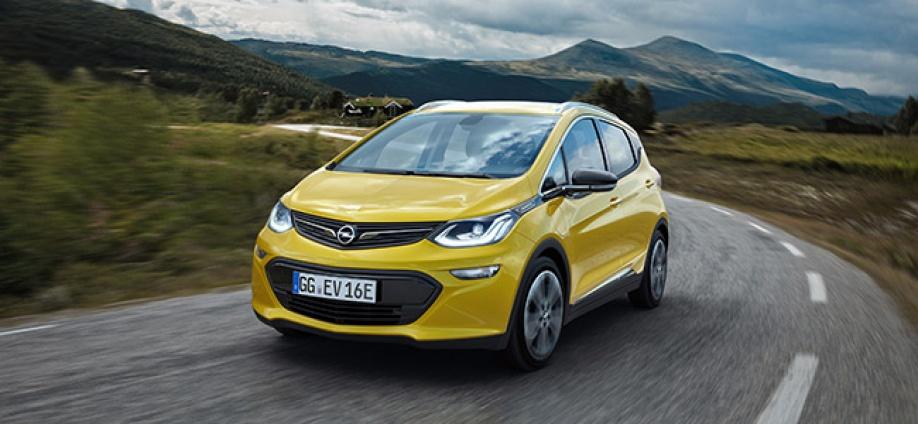 Zeven Nieuwe Opel Modellen In 2017 7 In 17 Autoplus