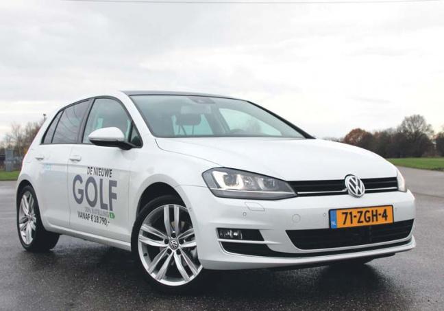 Volkswagen Golf Vii Highline 1 4 Tsi 140pk Act Bluemotion Technology