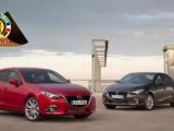Mazda3 op shortlist verkiezing 'Auto van het Jaar 2014'