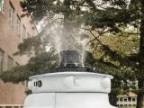 Hoe houdt Ford sensors van zelfrijdende auto's glanzend schoon?