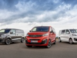 Nieuwe Opel Vivaro-e en Opel Zafira-e Life: elektrisch en veelzijdig