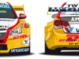 DHL kleurbepalend voor Tom Coronel in WTCC 2015