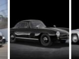 Toekomst, heden en verleden komen samen bij Mercedes-Benz tijdens Zoute Grand Prix 2019