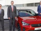 Productie zesde generatie Opel Corsa van start in Zaragoza Nieuwe Corsa lichter, slimmer, efficiënter en dynamischer