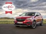 Opel Grandland X: finalist AUTOBEST 2018