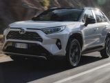 De nieuwe Toyota RAV4: helemaal SUV, helemaal hybride