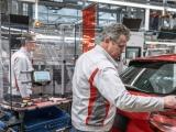 Audi start Europese productie geleidelijk weer op