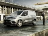 Toyota Proace City Electric combineert optimale functionaliteit met emissievrije aandrijving