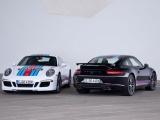 911 in traditionele racekleuren viert comeback van Porsche op Le Mans