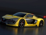 Spectaculaire Renault Sport R.S. 01 op AutoRAI