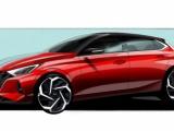 Eerste teaserfoto's van de nieuwe Hyundai i20