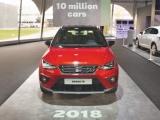 SEAT bereikt nieuwe mijlpaal met bouw van tien miljoenste auto