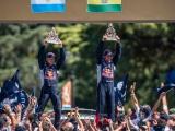 Peugeot wint Le Dakar 2016*