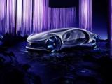 Mercedes-Benz VISION AVTR: duurzame visie op emissievrije mobiliteit