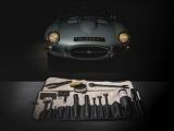 Jaguar Classic herintroduceert originele toolkit voor Jaguar E-type