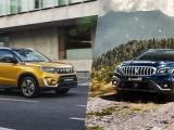 Update voor Suzuki Vitara en Suzuki S‑Cross: leverbaar met automaat en hoger trekgewicht