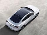 Hyundai introduceert zijn eerste hybride-model op zonne-energie