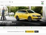 Slim: Originele ŠKODA-accessoires nu ook in de ŠKODA-webshop