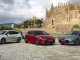 De Toyota Corolla is terug als Hatchback, Touring Sports en Sedan