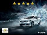 Nissan Pulsar behaalt maximale Euro NCAP-veiligheidsscore