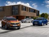 Dacia introduceert volledig nieuwe Sandero, Sandero Stepway en Logan