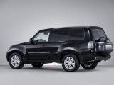 Mitsubishi Pajero LWB nu ook op grijs kenteken