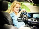 Ilse DeLange nieuwe Mercedes-Benz Ambassadeur