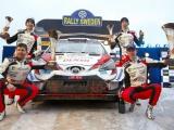 Toyota GAZOO Racing wint opnieuw Rally van Zweden