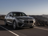 Maserati presenteert Levante Vulcano limited edition