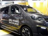 Nieuwe Opel Vivaro Irmscher Sport debuteert op VSK-beurs Utrecht