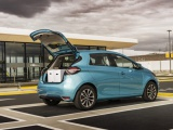 Renault ZOE nu ook als 'Cargo' voor bezorgdiensten
