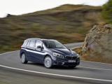 De nieuwe BMW 2 Serie Gran Tourer biedt standaard zeven zitplaatsen.