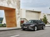 Toyota introduceert de nieuwe Camry Hybrid