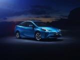 Vernieuwde Toyota Prius op Los Angeles Motor Show