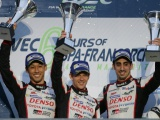 Toyota GAZOO Racing wint 6 Uur Spa-Francorchamps