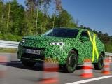 Nieuwe Opel Mokka maakt zich klaar voor productie