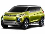 Mitsubishi Concept AR herdefinieert SUV en MPV