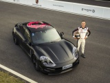 Triple Demo Run met Porsche Taycan trapt af in Shanghai