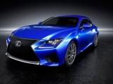 Ultieme rijprestaties: Krachtige V8 met meer dan 450 pk voor Lexus nieuwe RC F