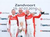 Succesvol weekeinde voor Audi op Circuit Park Zandvoort