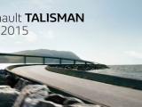 De TALISMAN: Renaults nieuwe D-segment sedan